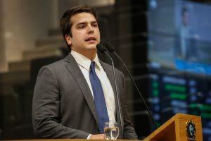 Antonio Coelho quer isenção de ICMS sobre armas de fogo para prefeituras