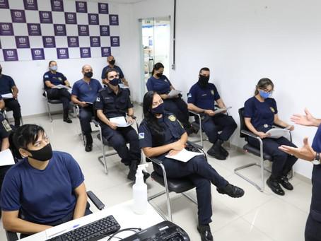 Guarda Civil do Jaboatão inicia ciclo de cursos