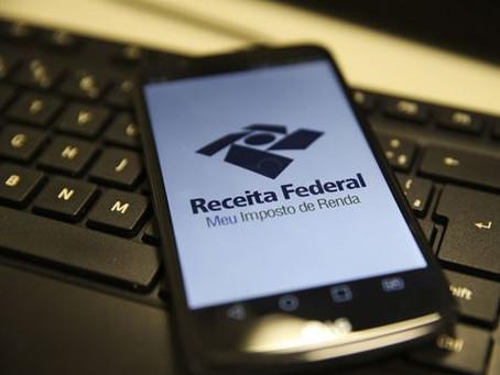 Receita libera consulta a lote de restituição na próxima segunda