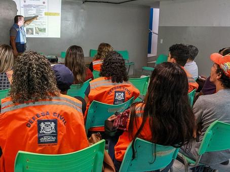 Jaboatão comemora mais um prêmio nacional com campanha de prevenção em áreas de encosta