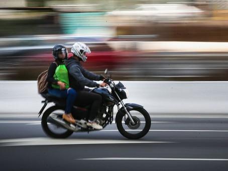 Uber amplia serviço no Recife incluindo viagens de moto