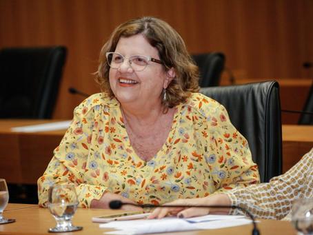 Teresa Leitão quer gratificação por insalubridade para outros profissionais de saúde