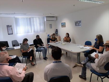 Sinproja realiza a primeira rodada de negociação com a Prefeitura