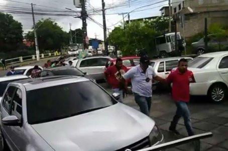 Dupla que assaltou na RMR é presa em Jaboatão