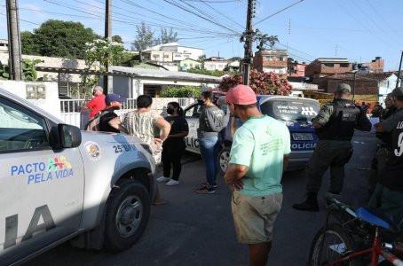 Entregador de frete é morto com golpes de foice a caminho do trabalho, em Jaboatão