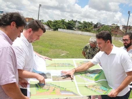 Prefeitura anuncia construção de área de lazer com mais de 10 mil m² em Jaboatão Centro