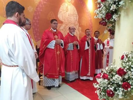 Empossado novo padre da Paróquia do Rosário, em Novo Guararapes