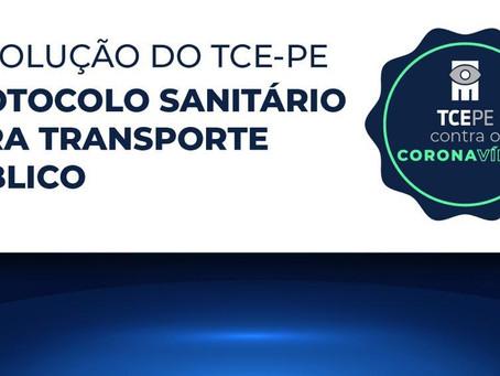 TCE estabelece medidas de controle no transporte público