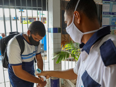 Jaboatão vai às escolas para vacinar alunos da rede municipal contra a Covid-19