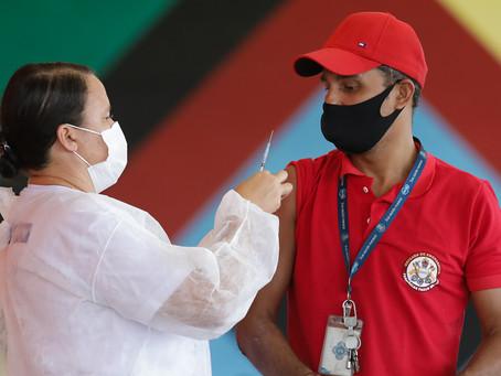 Jaboatão amplia horário da vacinação contra a Covid-19