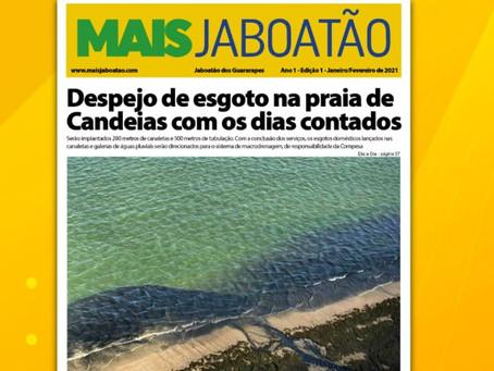 Mais Jaboatão lança jornal versão digital