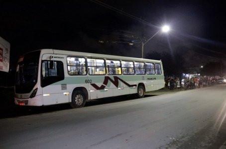 Suspeito de participar de assalto a ônibus em Jaboatão é liberado