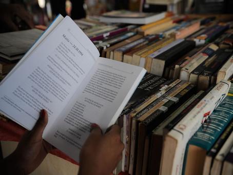 Campanha arrecada livros para biblioteca comunitária em Jaboatão