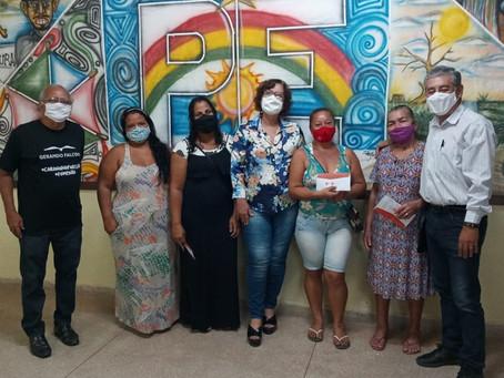 Jaboatão:  parceria distribui cestas básicas para famílias em vulnerabilidade na Funase e no entorno