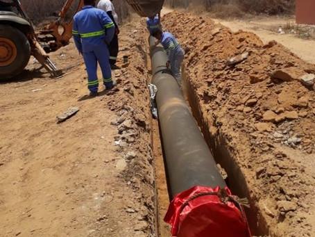 Compesa antecipa prazo de manutenção do Sistema Tapacurá e áreas da RMR voltam a ser abastecidas