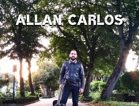 Com 14 anos de carreira, Allan Carlos recebe homenagem do MOVA