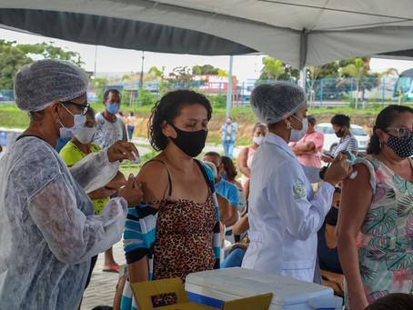 Jaboatão abre cadastro para pessoas a partir de 34 anos para vacinação contra a Covid-19