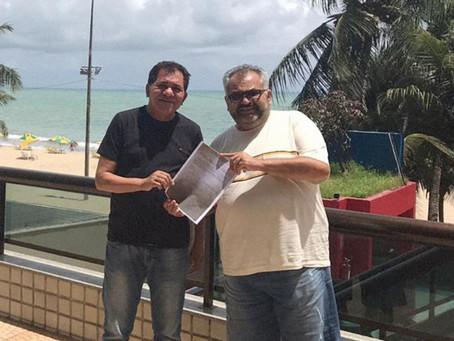 Jaboatão: Fernando Moreira se desfilia do PRTB para fortalecer candidatura de oposição