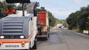 Governo de Pernambuco inicia obras de restauração da Estrada da Muribeca