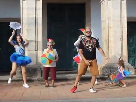 "Allan Carlos lança a música ""Arrasta e Vem"""