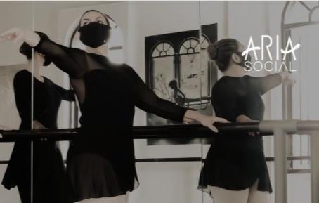 Aria Social com inscrições abertas para ballet adulto