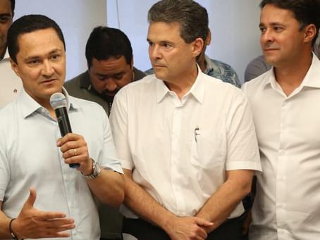 """""""É com parcerias fortes que podemos continuar a transformação"""", afirma André Ferreira"""