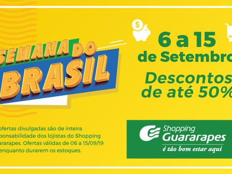 Shopping Guararapes com descontos de até 50%