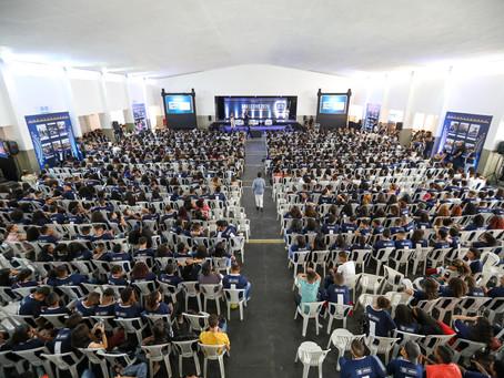 Abertura do Programa Jaboatão Prepara 2020 reúne cerca de 2 mil alunos do município