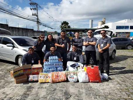 Posto Avançado cria iniciativa para  ações sociais em Jaboatão