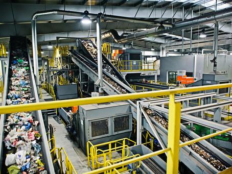 Pernambuco recebe maior unidade de triagem de material reciclável do País