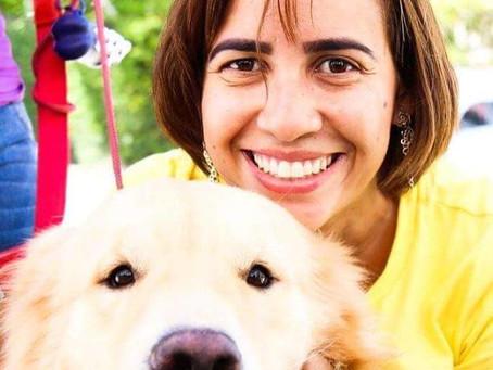 Claucione Lemos é a nova coordenadora de Defesa da Causa Animal do Jaboatão