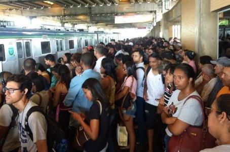 Passagem do Metrô do Recife sobe R$ 0,50