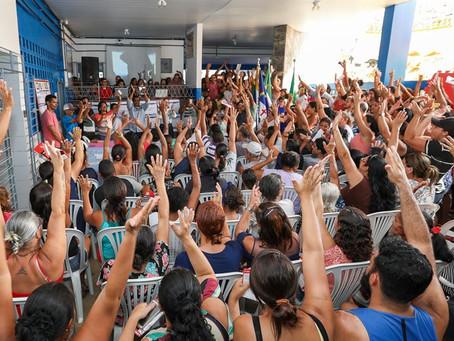Escola em Cajueiro Seco é escolhida para modelo cívico-militar