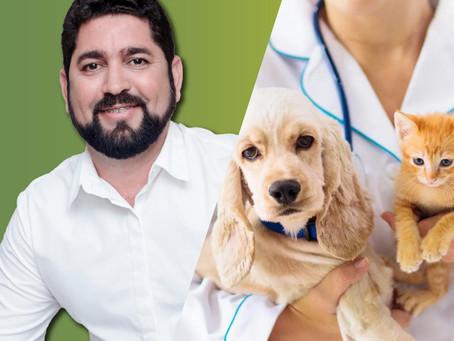 """""""Jaboatão deve ter um Hospital Veterinário"""", defende Daniel Alves"""