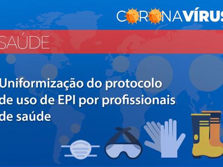 SES confirma que há estoque e se compromete à uniformização do protocolo de uso de EPI