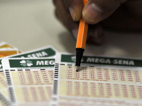 Mega-Sena sorteia neste sábado prêmio de R$ 36 milhões