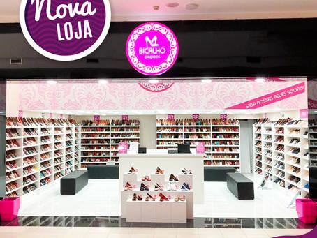 Bicalho Calçados inaugura loja no Shopping Guararapes
