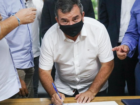 Vereador Pastor Ginaldo participa de ato que marcou mais um investimento para Jaboatão