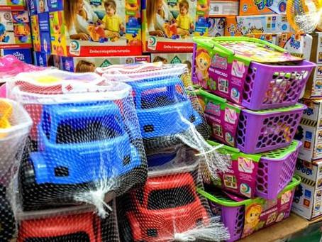 Procon Jaboatão encontra variação de preços de produtos para crianças
