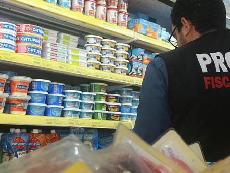 Procon Jaboatão realiza fiscalização em supermercados para coibir irregularidades