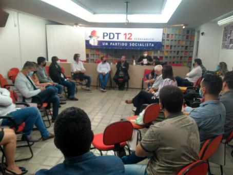Carlos Lupi e Wolney reúnem pré-candidatos do PDT e discutem estratégias para 2022