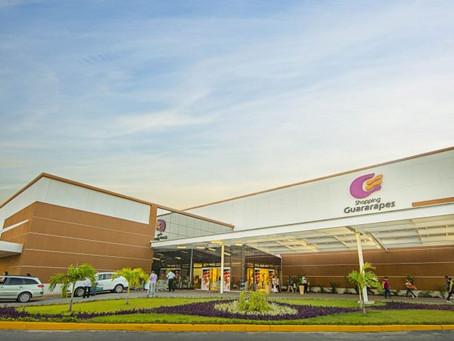 Praça de Alimentação, restaurantes, cafeterias e Smart Fit reabertas no Guararapes
