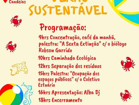 Peixaria Lula Cortes receberá a ação Verão Sustentável