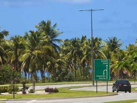 Pedágio que dá acesso às praias do Litoral Sul de Pernambuco ficará mais caro