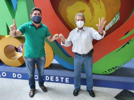 Gonzaga Patriota reforça apoio a candidatura de Daniel Alves para prefeito de Jaboatão