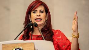 Gleide Ângelo propõe emprego para mulheres vítimas de violência doméstica