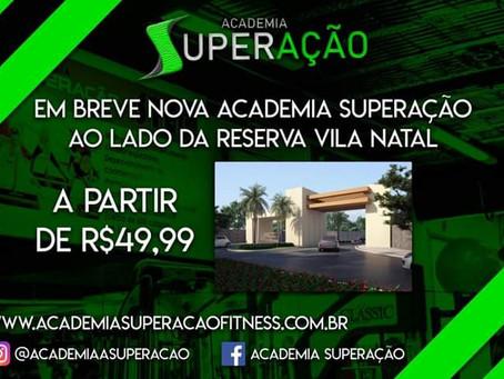Academia Superação abrirá unidade em Jaboatão Centro