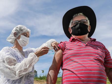 Três novos pontos são abertos para vacinação contra Covid-19 em Jaboatão