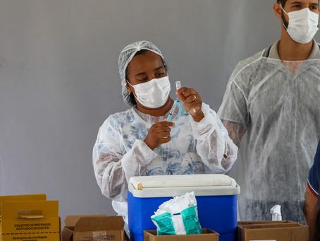 Jaboatão abre cadastro para vacina de adolescente a partir dos 12 anos