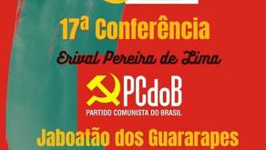 Jaboatão promove a 17ª Conferência do PCdoB